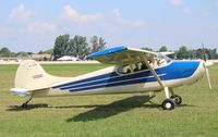 N170RP @ KOSH - Cessna 170B