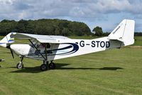 G-STOD @ X3CX - Parked at Northrepps. - by Graham Reeve