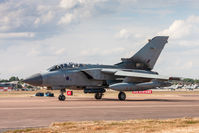 ZA543 @ EGVA - Panavia Tornado GR4 ZA543 Marham Wing RAF, Fairford 12/7/18 - by Grahame Wills