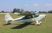 N3589E @ KOSH - Aeronca 11AC