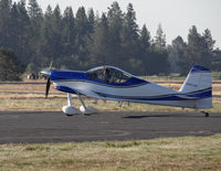 N887AM @ S21 - at Sunriver airport OR