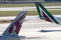 I-EJGB @ VIE - Alitalia Airbus A330-200 - by Thomas Ramgraber