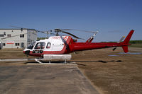 C-FWCL @ YOJ - Delta Helicopters AS-350BA
