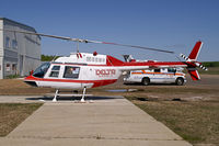 C-GWML @ YOJ - Delta Helicopters Bell 206B JetRangerIII