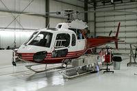 C-GDLD @ YOJ - Delta Helicopters AS-350BA