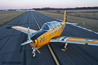 N34SZ @ KGAD - Photo taken and provided by Evoke Aviation and Plane Schemer Design - by Jonathan McCormick