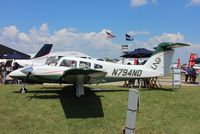 N794ND @ KOSH - Piper PA-44-180
