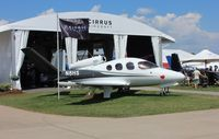 N8HS @ KOSH - Cirrus SF50 - by Mark Pasqualino