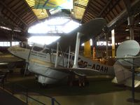G-ADAH - Museum Of Science and Industry Manchester - by Guitarist-2