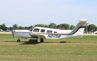 N2115B @ KOSH - Piper PA-32RT-300T