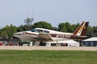 N7371Y @ KOSH - Piper PA-30