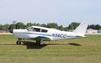 N56CC @ KOSH - Piper PA-24-250