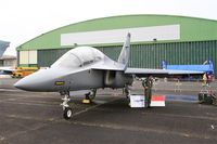 331 @ LFBD - Singapore Air Force Alenia Aermacchi M-346 Master, Static display, Bordeaux-Mérignac Air Base 106 (LFBD-BOD) Open day 2017 - by Yves-Q