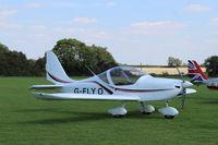 G-FLYO @ EGBK - Light Aircraft Association, Rally - by Vinny Halls