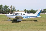 N3060L @ KOSH - Piper PA-28-161