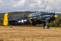 N13FY @ EDRV - N13FY - North American AT-6 Texan @ Airfield EDRV - Wershofen/Eifel - by Michael Schlesinger