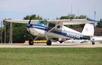 N9654A @ KOSH - Cessna 140A