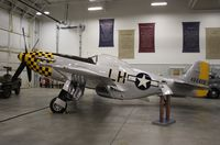 N83KD @ I69 - North American P-51D