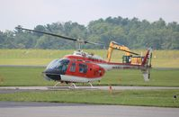 162679 @ KAVL - Bell TH-57C
