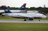 N713UW @ KCLT - No comment. - by Dave Turpie