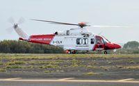 G-CILN - Visiting HMCG SAR helicopter (Rescue 187).