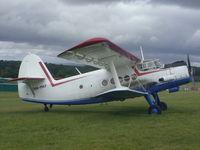 HA-MKF @ EGHP - Parked at Popham airfield EGHP - by Marc Mansbridge