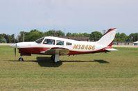 N38486 @ KOSH - Piper PA-28R-201T