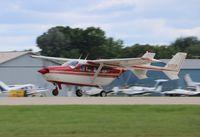 N151P @ KOSH - Cessna T337G