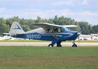 N8810D @ KOSH - Piper PA-22-150