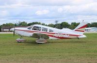 N2214M @ KOSH - Piper PA-28-181