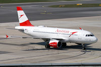 OE-LDB @ VIE - Austrian Airlines Airbus A319 - by Thomas Ramgraber