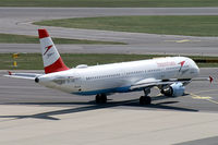 OE-LBF @ VIE - Austrian Airlines Airbus A321 - by Thomas Ramgraber