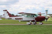 N2949V @ KOSH - Cessna R172K