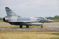 120 @ LFSI - Dassault Mirage 2000 C, Taxiing to rwy 29, St Dizier-Robinson Air Base 113 (LFSI) - by Yves-Q