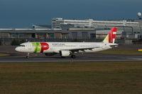 CS-TJE @ ESSA - TPA Air Portugal - by Jan Buisman