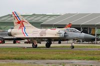 43 @ LFSI - Dassault Mirage 2000-5F, Taxiing to rwy 29, St Dizier-Robinson Air Base 113 (LFSI) - by Yves-Q