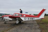 G-AVWT @ EGBO - Project Propeller Day. - by Paul Massey