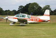 G-BAJO @ EGBO - Project Propeller Day. - by Paul Massey