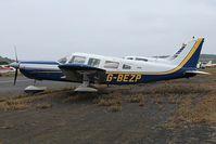 G-BEZP @ EGBO - Project Propeller Day. Ex:-N38572. - by Paul Massey
