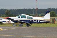 G-BHLX @ EGBO - Project Propeller Day. Ex:-OY-GAR. - by Paul Massey