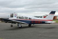 G-BHWY @ EGBO - Project Propeller Day. Ex:-N56904. - by Paul Massey