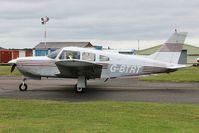 G-BTRT @ EGBO - Project Propeller Day. Ex:-N1189X. - by Paul Massey