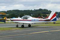 G-BYYG @ EGBO - Project Propeller Day. Ex:-PH-SGI. - by Paul Massey