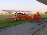 N13926 @ 7TSO - This plane was my first biplane and I enjoyed going back in time when I flew her because that is what I felt I was doing each time we went flying.  Not much had changed from the plane when they flew her in '29 to when I had her. - by mitch Bell