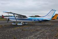 G-XLTG @ EGBO - Project Propeller Day> Ex:-N9571L. - by Paul Massey