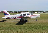 N8235F @ KOSH - Piper PA-28-161