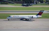 N971AT @ KMSP - Boeing 717-200