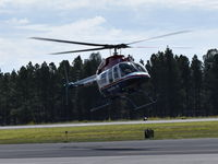 N507GA @ KFLG - Seen landing at Flagstaff Pulliam Airport during Thunder over Flagstaff Airport Open House & Car Display