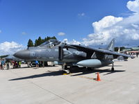 165577 @ KFLG - Seen at Flagstaff Pulliam Airport during Thunder over Flagstaff Airport Open House & Car Display