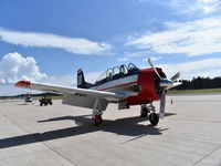 N238V @ KFLG - Seen at Flagstaff Pulliam Airport during Thunder over Flagstaff Airport Open House & Car Display